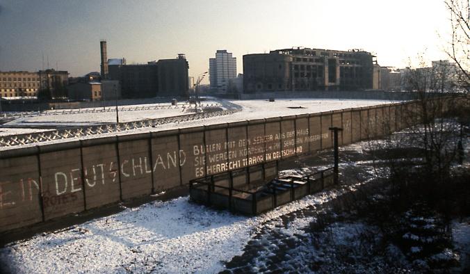 Muro del Berlin